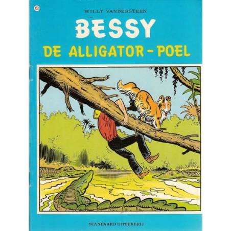 Bessy 152% De alligator-poel 1e druk 1983