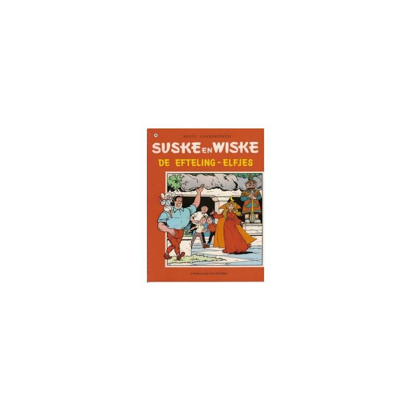 Suske & Wiske  Oorspronkelijk omslag* 168 De efteling-elfjes