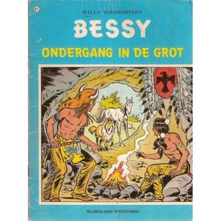 Bessy 127 Ondergang in de grot 1e druk 1978