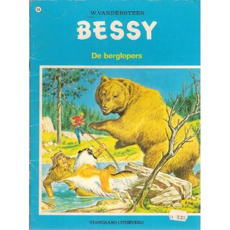 Bessy 116 De berglopers 1e druk 1975