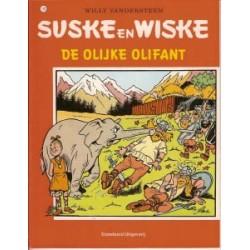 Suske & Wiske 170 De olijke olifant