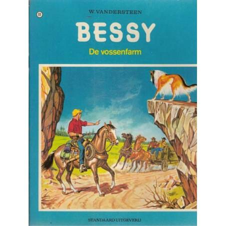 Bessy 111% De vossenfarm 1e druk 1974