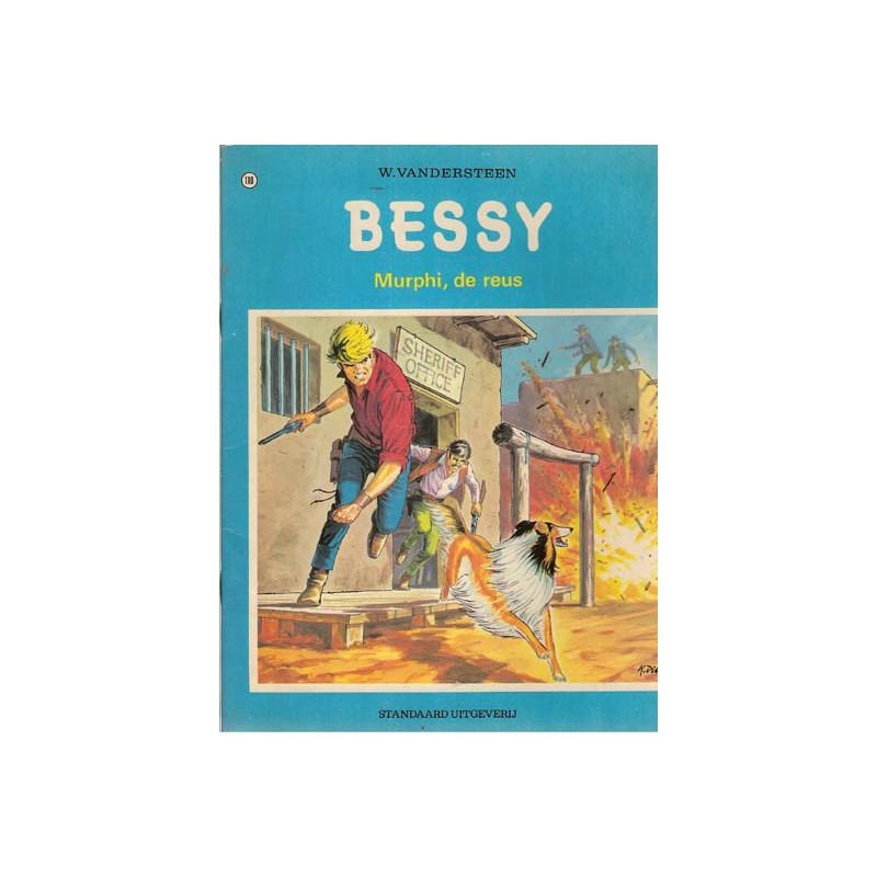 Bessy 110% Murphi, de reus 1e druk 1974