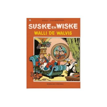 Suske & Wiske  171 Walli de walvis