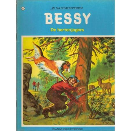 Bessy 092% De hertenjagers 1e druk 1972