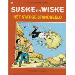 Suske & Wiske 174 Het statige standbeeld