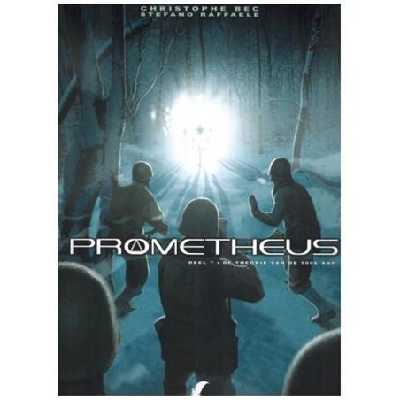 Prometheus 07 De theorie van de 100e aap
