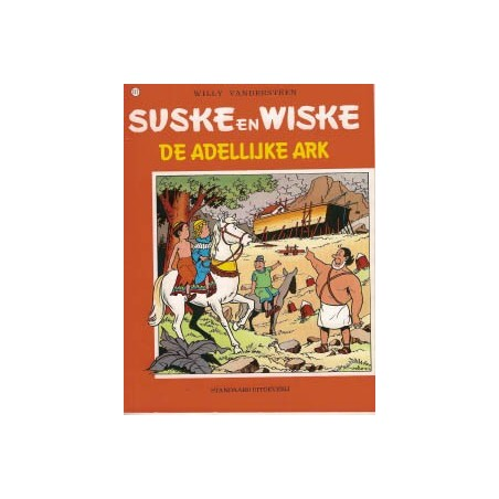 Suske & Wiske  177 De adellijke ark