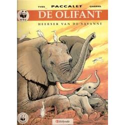 Olifant 01 De heerser van de savanne 1e druk 1992