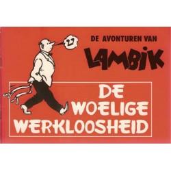 Lambik parodie De woelige werkloosheid herdruk* 1982