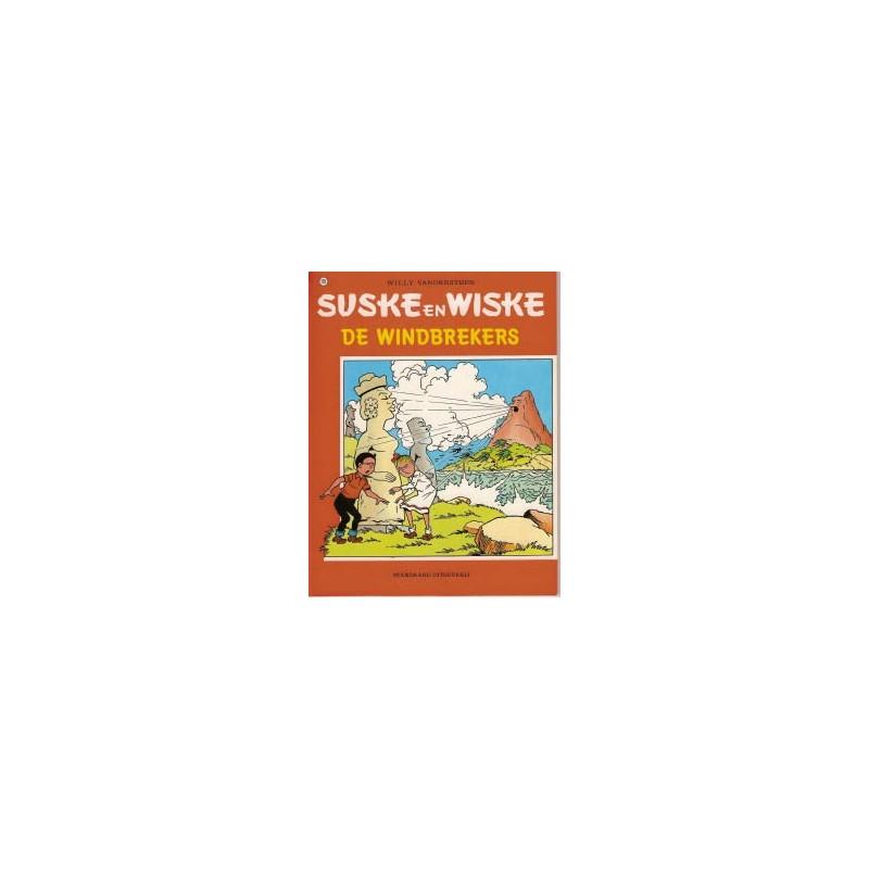 Suske & Wiske 179 De windbrekers