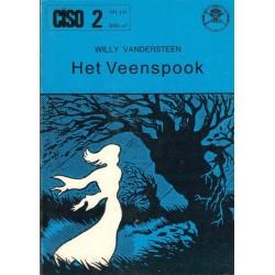 Ciso 02 Het veenspook / De weerwolf 1e druk 1976
