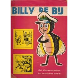 Billy de Bij 01% Het Wespen-avontuur / Het verstoorde hofbal 1e druk 1962