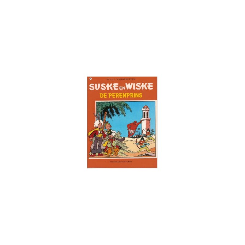 Suske & Wiske 181 De perenprins