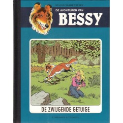 Bessy Luxe HC De zwijgende getuige 1e druk 1997
