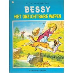 Bessy 074 Het onzichtbare wapen herdruk