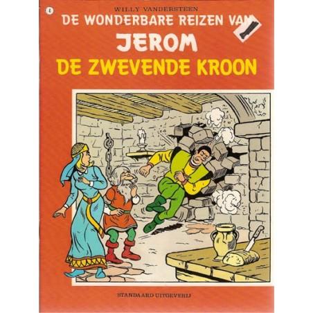 Jerom De wonderbare reizen 04 De zwevende kroon 1e druk 1983