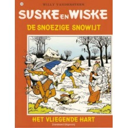 Suske & Wiske 188 De snoezige snowijt & Het vliegende hart