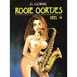 Rooie Oortjes 14 1e druk 1998