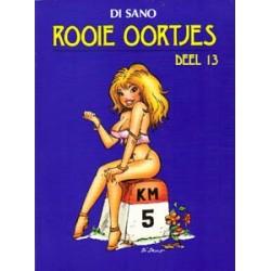 Rooie Oortjes 13 1e druk 1997