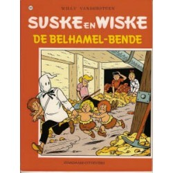 Suske & Wiske 189 De belhamel-bende