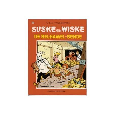Suske & Wiske 189 De belhamel-bende herdruk