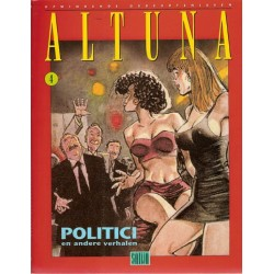 Opwindende gebeurtenissen 04 Politici en andere verhalen 1e druk 2000