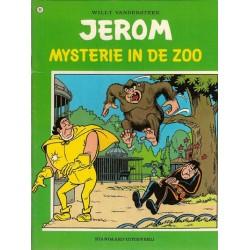 Jerom 84 Mysterie in de zoo 1e druk 1980