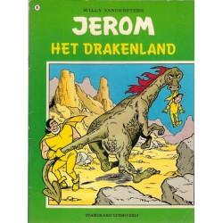 Jerom 81 Het drakeneiland 1e druk 1979