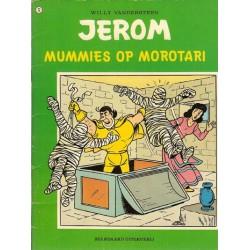 Jerom 77 Mummies op Morotari 1e druk 1978
