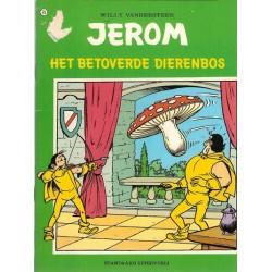 Jerom 75 Het betoverde dierenbos 1e druk 1978