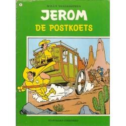 Jerom 72 De postkoets 1e druk 1977