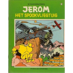 Jerom 35 Het spookvliegtuig 1e druk 1970