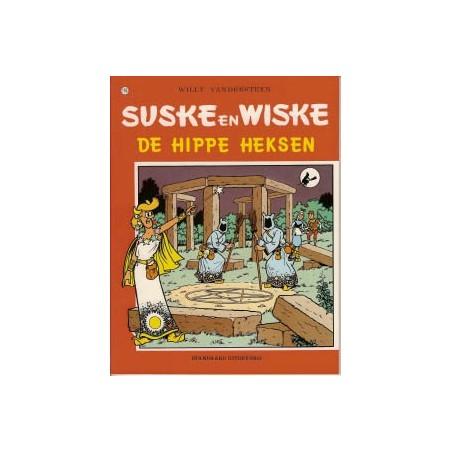 Suske & Wiske  195 De hippe heksen