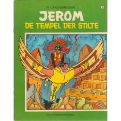 Jerom 34 De tempel der stilte 1e druk 1970