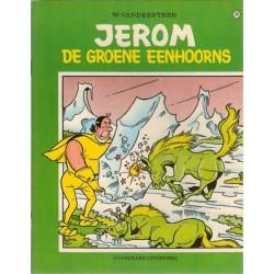 Jerom 29 De groene eenhoorns 1e druk 1969