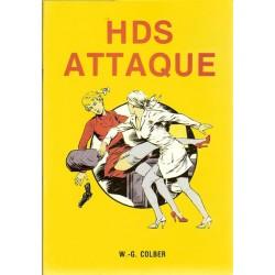 HDS Attaque 01 1e druk 1985