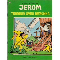 Jerom 93 Terreur over Berunka 1e druk 1982