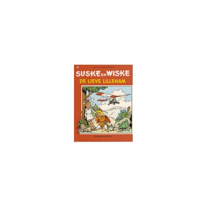 Suske & Wiske 198 De lieve lilleham