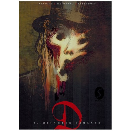 D (Dracula) 03 HC Mijnheer Caulard