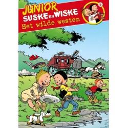 Junior Suske & Wiske 10 Het wilde westen