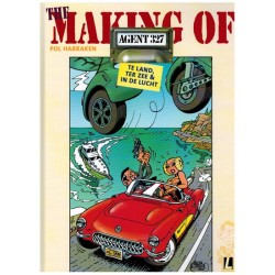 Agent 327  The making of 03 HC Te land, ter zee & in de lucht