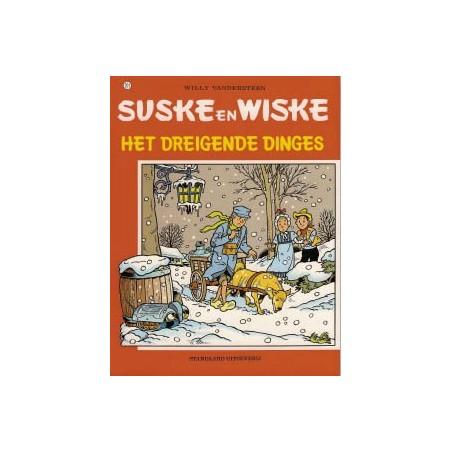 Suske & Wiske  201 De dreigende dinges