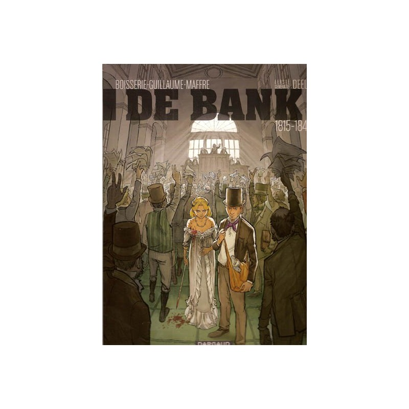 Bank set deel 1 t/m 6 1e drukken 2015-2017
