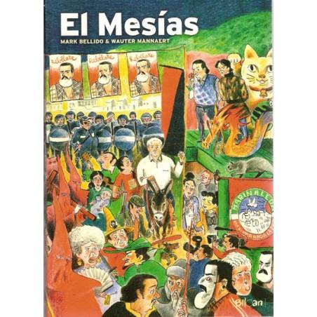 Mannaert strips El Mesias