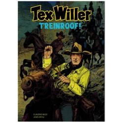 Tex Willer H03 Treinroof!