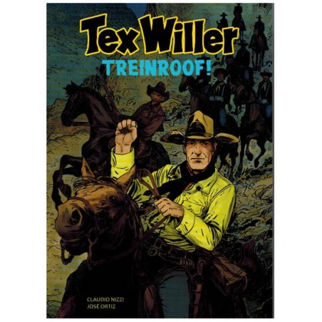 Tex Willer  Annual 03 Treinroof!