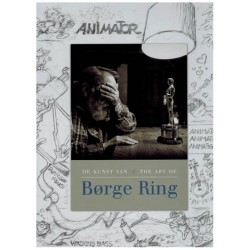 Ring Artbook HC De kunst van / The art of Borge Ring