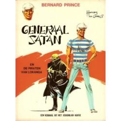 Bernard Prince<br>01 - Generaal Satan<br>druk 1973