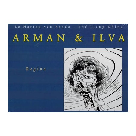 Arman & Ilva  01 HC Regina + los bijgeleverd Dossier Regina